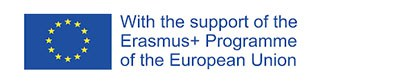 With the support of the Erasmus+ Programme of the Euroepean Union